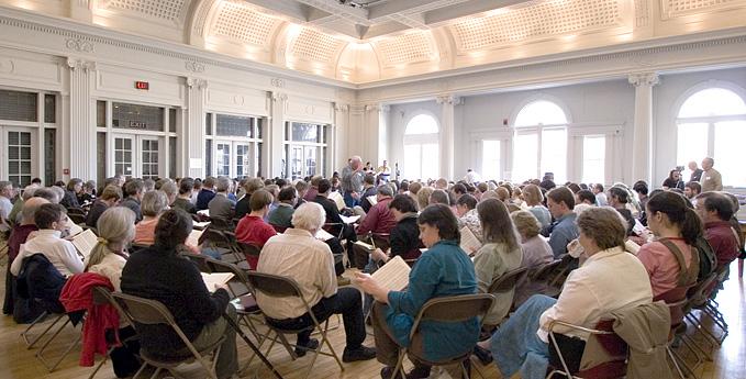 WMSHC | Western Massachusetts Sacred Harp Community